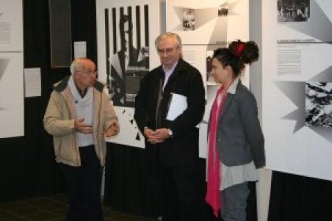 Exposición Jan Karski en La Cellera de Ter