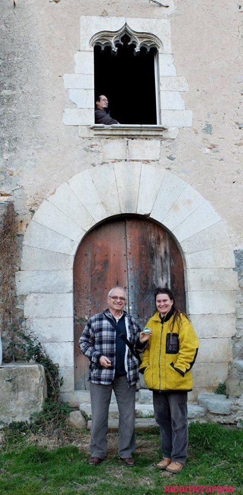 Visita de Manel Bielsa