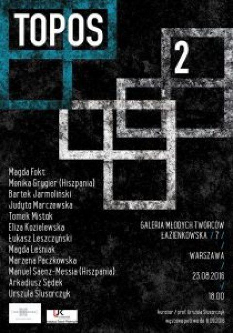 Exposición Colectiva en Varsovia
