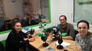 Entrevista en Radio Bonmatí