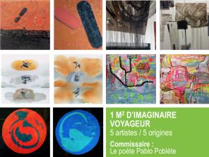 Exposición colectiva en Galerie d'Art du Parc, Québec. Canada.